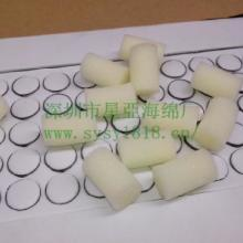 供应高密度海绵柱/白色高密度海绵圆柱/厂家直供海绵圆柱批发
