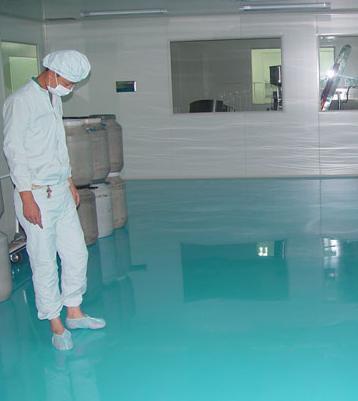 供应金牛油漆涂料公司生产环氧地坪漆