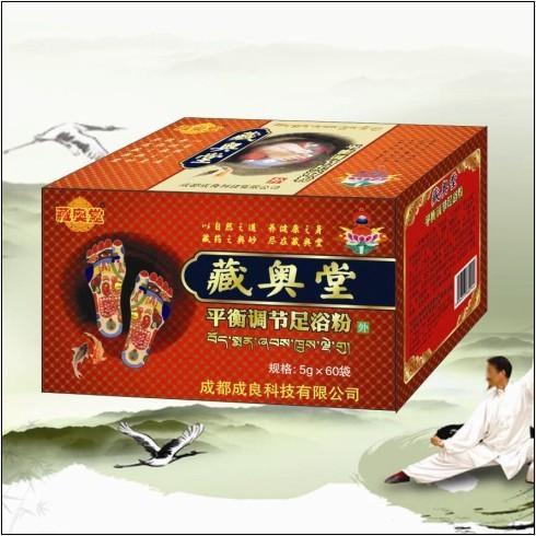 【新品上市】藏奥堂平衡调节足浴粉 调理高血压、高血糖、高血脂