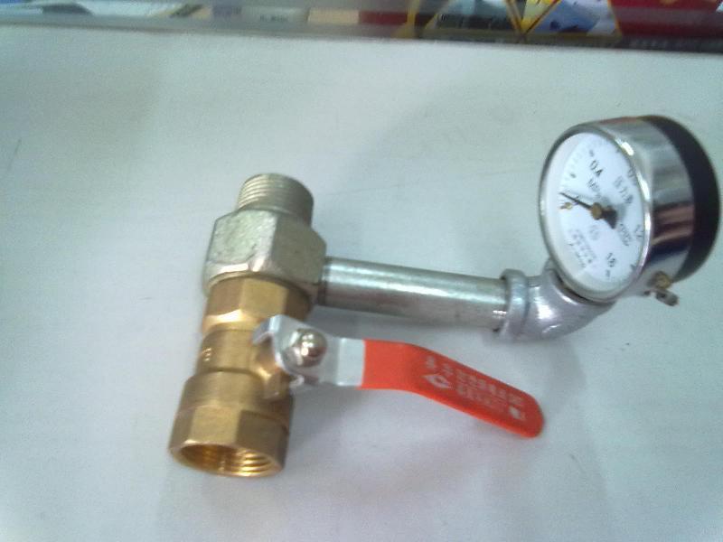 末端试水装置图例 末端试水装置