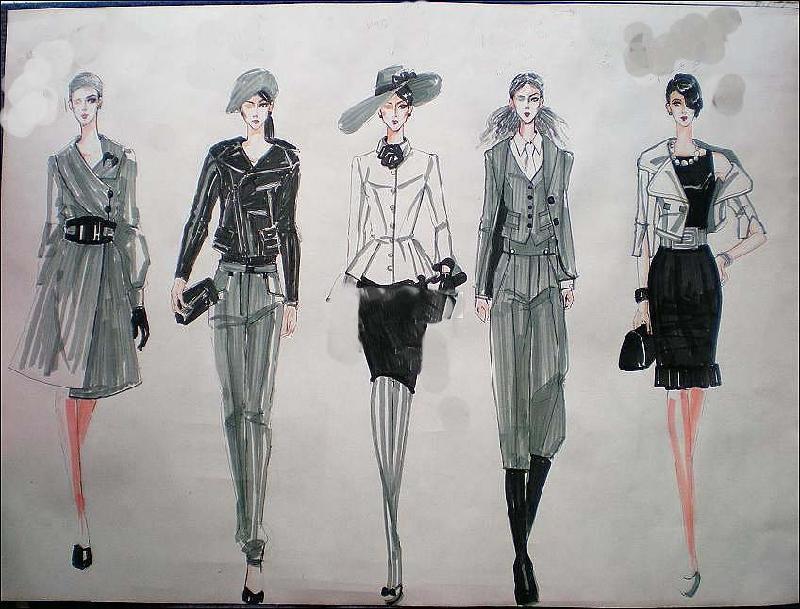 赤峰服装设计人员招聘图片