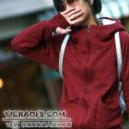 时尚瑞丽韩版服装长款女装棉衣图片