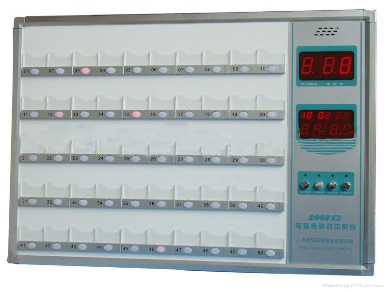 供应病房呼叫系统12