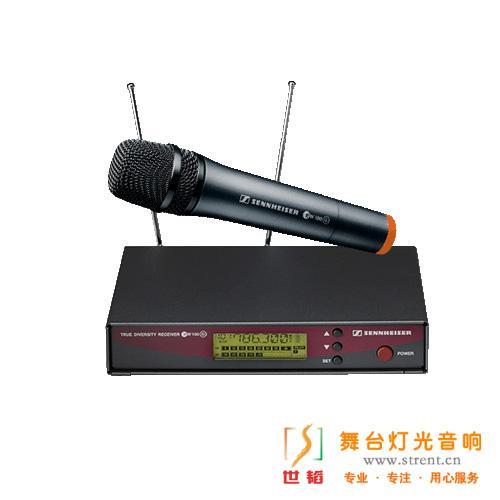 森海塞尔sennheiser无线话筒租赁 上海专业演出设备租赁公司图片