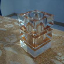 供应校庆纪念品,十周年校庆纪念品,广州水晶笔筒,广州水晶厂家