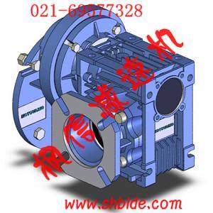 蜗轮蜗杆减速机图片