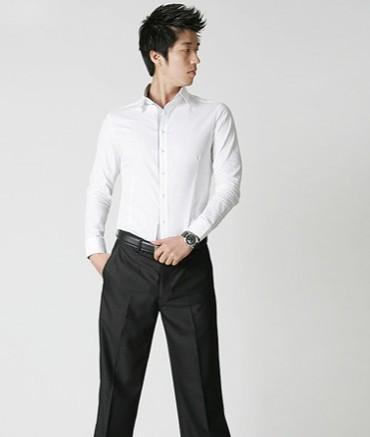 北京衬衫定做商务衬衫加工收腰衬衫定制