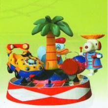 供应幼儿园摇马摇摆机,幼儿园配套玩具销售,广场小火车图片