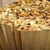 供應山西水磨石銅條塑料條氧化鐵黃粉有色金屬建材黃銅條塑料建材