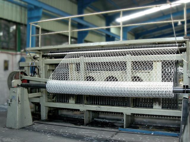 供应镀锌六角网PVC六角网