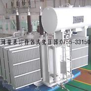 深圳110KV级电力变压器图片