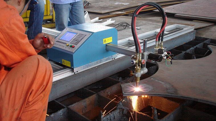 供应便携式等离子切割机丨小型数控切割机丨便携式火焰切割机