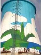 供应白城市烟囱修理凉水塔装置烟囱拆