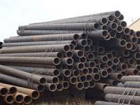 山东无缝钢管厂煤矿排水通风用流体钢管、煤矿用流体无缝钢管、1批发
