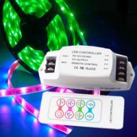 供应LED多功能RGB灯条控制器