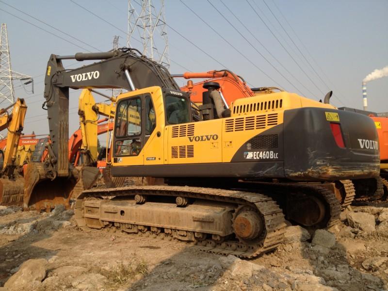 出售沃尔沃460b大型挖掘机