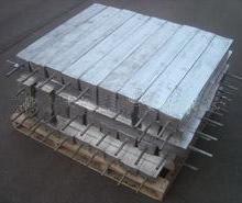 供应埋地管道防腐用镁合金牺牲阳极 高质量镁合金牺牲阳极批发