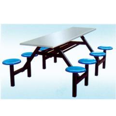 供应河北连体餐桌椅