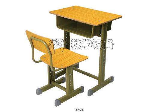 供应廊坊学生舒适耐用课桌椅价格