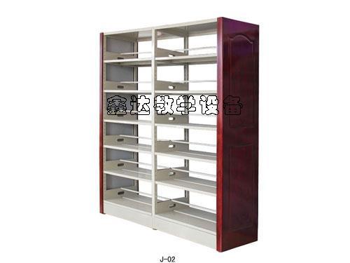 供应湖南耐用图书馆书架销售