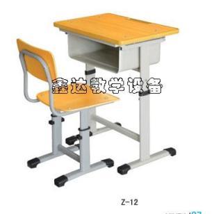 胜芳小学生课桌椅图片