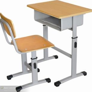多层板课桌图片