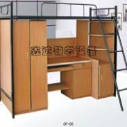 甘肃学生公寓床图片