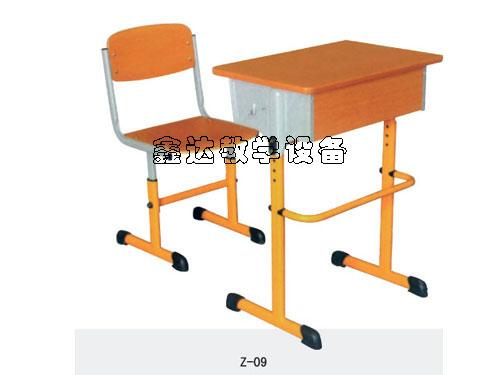 供应色彩多种多样学生课桌椅