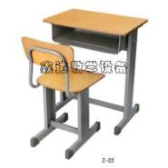 重庆方管课桌椅图片