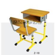 胜芳耐用课桌椅厂家图片
