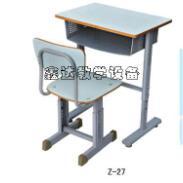 辽宁优质方管课桌椅图片