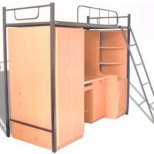 供应储物学习优质公寓床批发