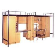 各种款式新颖独特学生公寓床图片