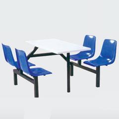 供应山西连体餐桌椅