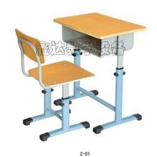 供应单人课桌椅批发