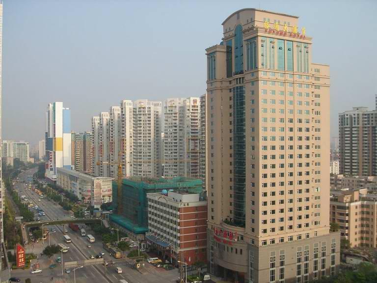 yutong hotel 广州裕通大酒店