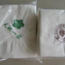 供应订做酒店印刷西餐纸巾口布纸巾餐厅