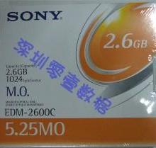 供应SONY EDM-2600C 2.6GB MO磁光盘