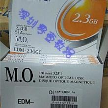 供应SONY EDM-2300C 2.3GB MO磁光盘