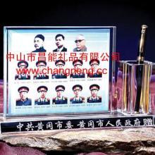 供应水晶奖杯-水晶礼品-水晶办公用品-中山水晶彩印-周年庆纪念品