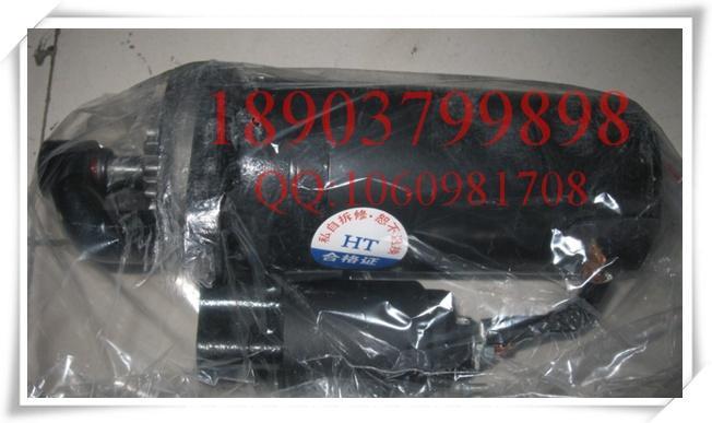 河南洛阳东方红404拖拉机起动机生产供应商 供应东方红404高清图片