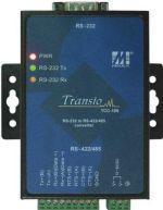 供应台湾MOXA TCC-100I 带光隔R的串口转换器TCC-