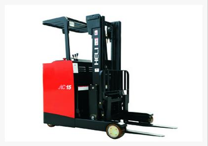 供应深圳交流前移式蓄电池叉车、合力前移式电动堆高车、站驾式大前移叉车