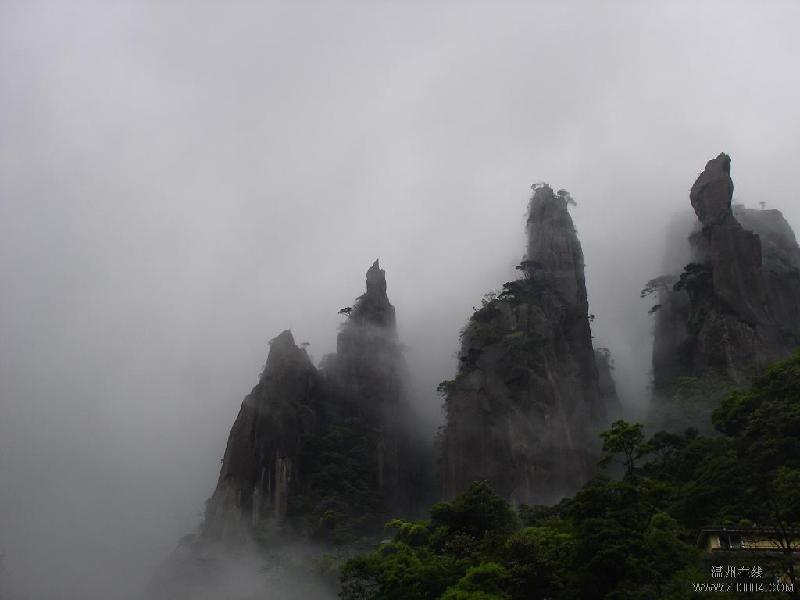 三清山图片 三清山样板图 武汉到三清山上饶集中营龟峰四...
