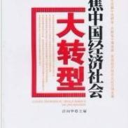 聚焦中国经济社会大转型图片