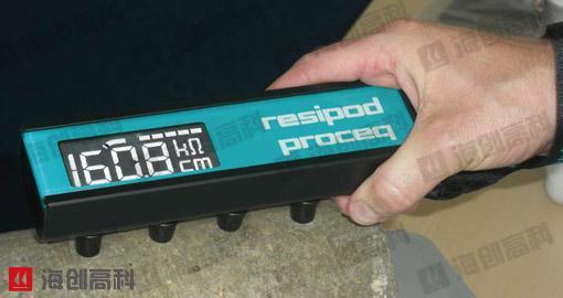 供应Respiod电阻率测试仪表面电阻率测量仪