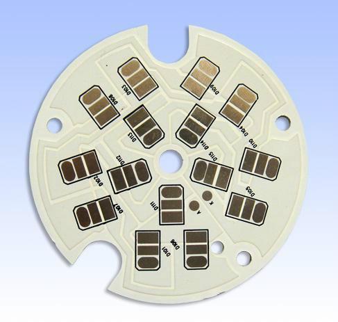 供应生产厂家加工生产PCB铝基板打样,线路板,双面板,单面板
