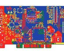供应PCB线路板加工双面喷锡板