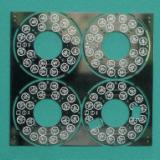 供应各电子元器件板厂家直销,单双面刚性PCB板,玻纤板PCB