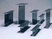 山西太原火车站高频焊接H型钢图片